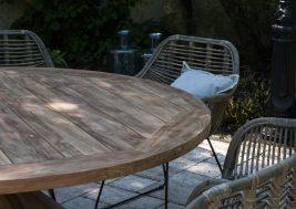 Обеденный стол Bordeaux Teak 4