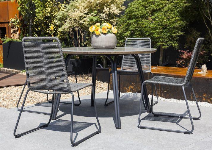 Садовый стол SIMI 120 см 3