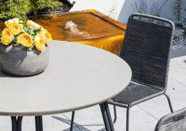 Садовый стол SIMI 120 см 7