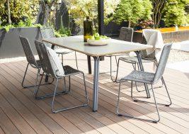 Садовый стол SIMI 180 см 1