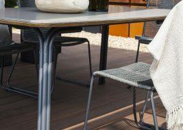 Садовый стол SIMI 180 см 8