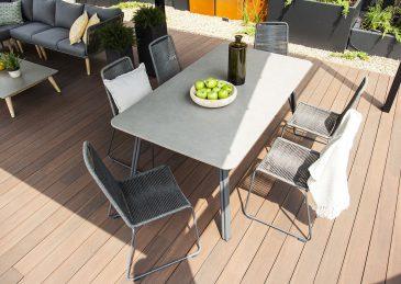 Садовый стол SIMI 180 см 3