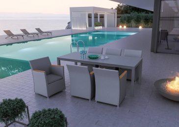 Садовый стол OVIEDO 22