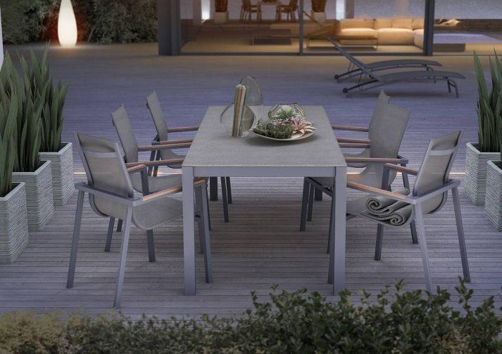 Садовый стол OVIEDO 11