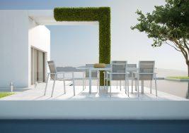 Садовый стол-трансформер TOLEDO 3
