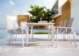 Садовый стол-трансформер TOLEDO 4