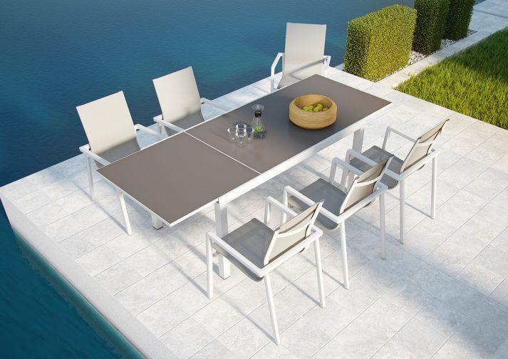 Садовый стол-трансформер TOLEDO 5