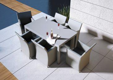 Садовый стол-трансформер TOLEDO 6