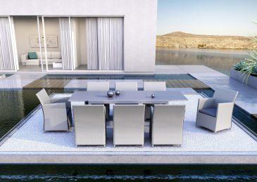 Садовый стол-трансформер TOLEDO 1