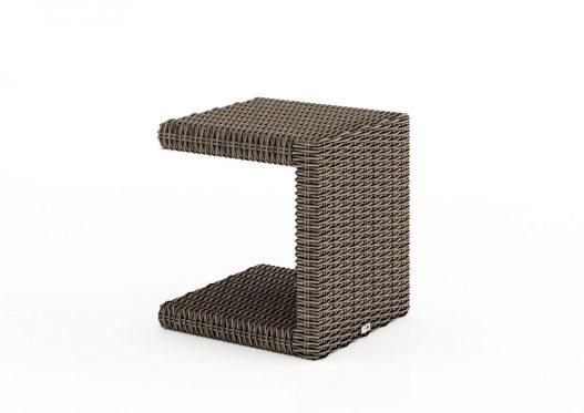 Столик из искусственного ротанга ROMEO песочный