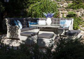 Комплект садовой мебели Siena Roya 10