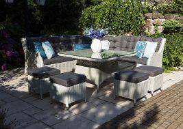 Комплект садовой мебели Siena Roya 4