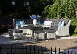 Комплект садовой мебели Siena Roya 3