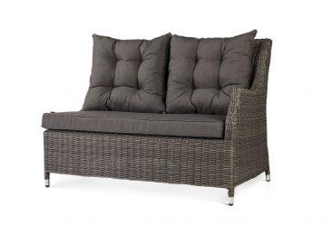 Комплект плетеной мебели Siena цвет серый модуль 1