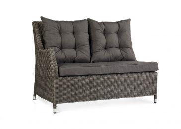 Комплект плетеной мебели Siena цвет серый модуль 3