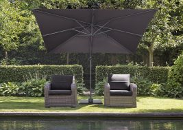 Современный садовый зонт Falcon 18