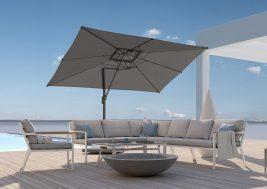 Современный садовый зонт Falcon 22