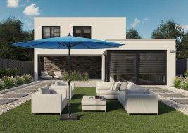 Садовый зонт Riva 3 м 11