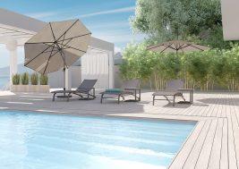 Садовый зонт Riva 3 м 3