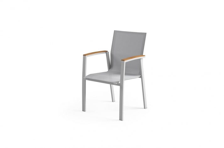 садовый стул Leon Teak 1