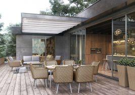 комплект садовой мебели asti 6