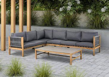 комплект алюминиевой мебели bali 3