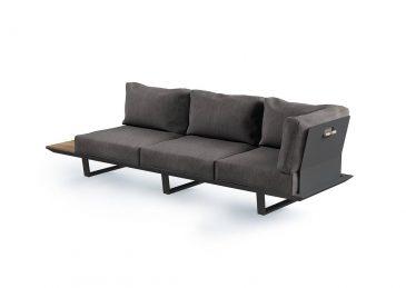 комплект алюминиевой мебели coria 4