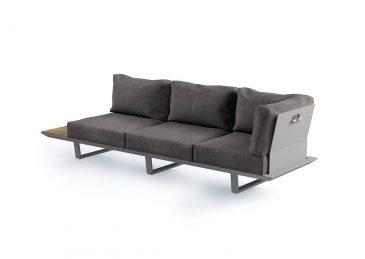 комплект алюминиевой мебели coria 9