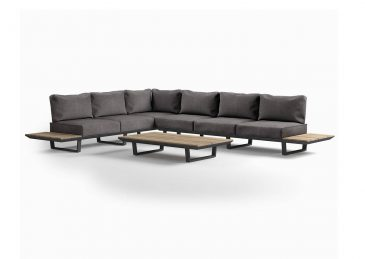 набор алюминиевой мебели coria 6