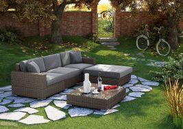 Комплект садовой мебели Milano Royal 1 2