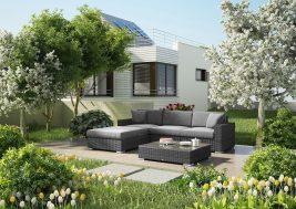 Комплект садовой мебели Milano Royal 1 3
