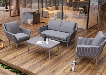 комплект садовой мебели monza 2