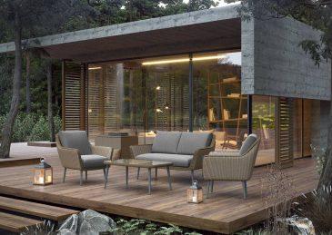 комплект садовой мебели monza 5