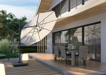 Зонт садовый Challenger T2 Premium Ø 3,5 м 8