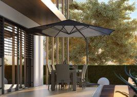 Зонт садовый Challenger T2 Premium Ø 3,5 м 9