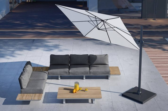 комплект мебели Coria II Light Grey 1