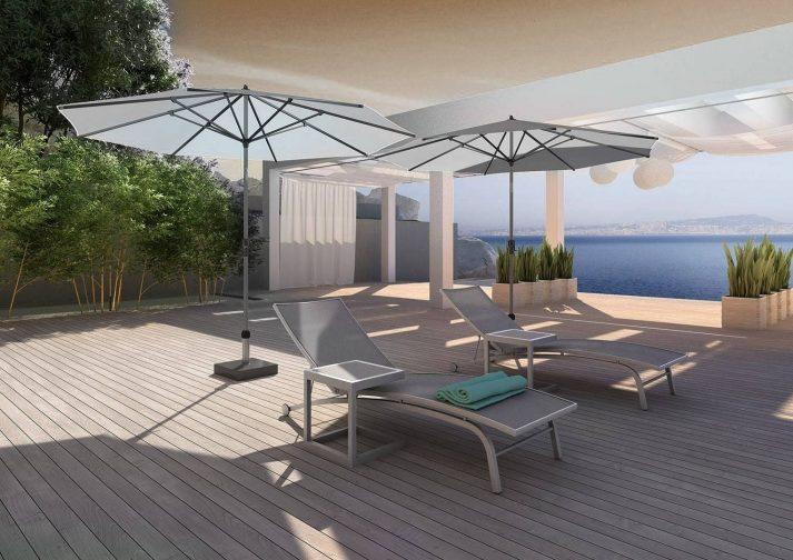 садовый зонт Riva 1